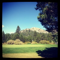 Photo taken at Lake tahoe Country Club by Kauhi A. on 9/29/2012