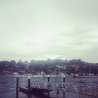 Photo taken at Yowie Bay by Faiza C. on 3/16/2014