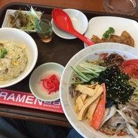 Photo taken at Ramen 38 (Sanpachi) by みけぽん a. on 1/9/2016