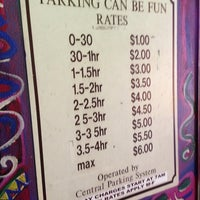 Photo taken at Parking Can Be Fun by Norm Y. on 7/20/2013
