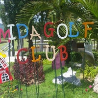 Photo taken at Mida Golf Club by Khun_pla on 9/13/2014