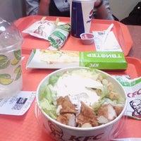 Photo taken at KFC by Anastasia D. on 9/30/2013