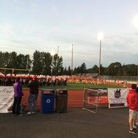 Photo taken at Newport High School by Joe W. on 10/4/2014