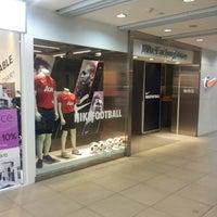 Photo taken at Nike Factory Store by Joe T. on 10/2/2012
