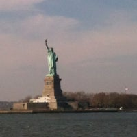 Photo taken at Liberty Island by Marcelo P. on 11/29/2012