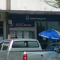 Photo taken at Bangkok Bank by Nong O. on 12/18/2012