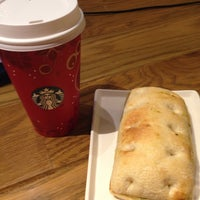 Photo taken at Starbucks by Sarah P. on 11/12/2013