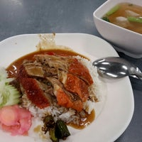 Photo taken at Food Park by Som R. on 7/14/2016