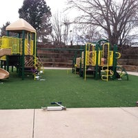 Photo taken at Meadowood Park Recreation Center by Diane N. on 4/5/2014