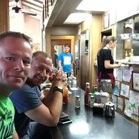 Photo taken at Red Hut Café Nevada by Benoit D. on 7/24/2015