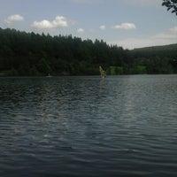 Photo taken at Vodni nadrz Zaskalska by Haňulka P. on 8/10/2014