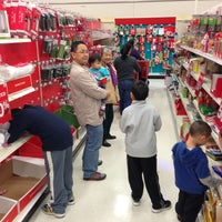 Photo taken at Target by Carl T. on 12/26/2012