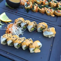 Photo taken at Raw Sushi & Grill by Malin B. on 9/10/2016
