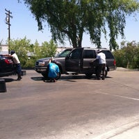 Photo taken at Body Beautiful Car Wash by Michael S. on 6/24/2014