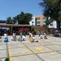 Photo taken at Primaria Flor de Maria by Carlos R. on 5/9/2014