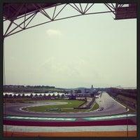 Photo taken at Sepang International Circuit (SIC) by ✨郑✨ on 3/23/2013