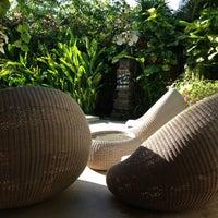 Photo taken at Villa Balquisse Bali by Dragana on 4/30/2013
