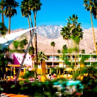 The Oasis - Palm Springs, California