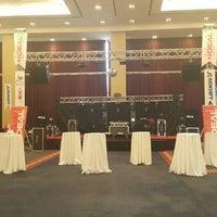 Photo taken at Ballroom Rixos Konya by Hülya K. on 4/2/2016
