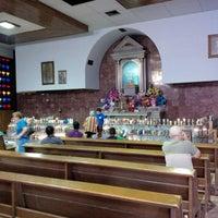 Photo taken at Iglesia San lorenzo by Mauricio A. on 9/28/2013