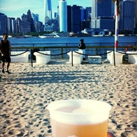 Photo taken at Governors Island - Pier 101 by Steven D. on 7/6/2014