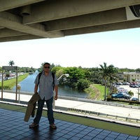 Photo taken at MDT Metrorail - South Miami Station by Mario Andrés C. on 4/26/2013