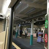 Photo taken at Higashi-Sanjo Station by RAI-CHEE (Maeda) on 8/2/2016