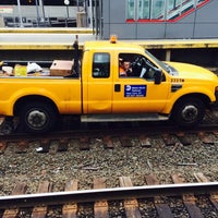 Photo taken at Metro North - New Haven Line by Olga P. on 4/11/2014