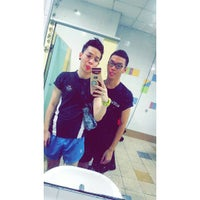 Photo taken at Jurong West ActiveSg Gym by Kelton Tyrrell T. on 5/3/2016