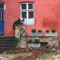 Photo taken at Gutshaus Rensow by frollein b. on 12/18/2016