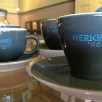 Photo taken at Herkimer Coffee by Tony B. on 6/30/2013