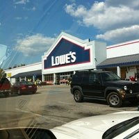 Photo taken at Lowe's Home Improvement by Frank M. on 8/22/2012