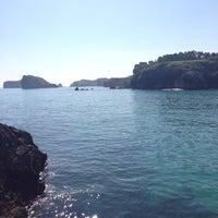 Photo taken at Puerto de Celoriu by Davi on 6/22/2014