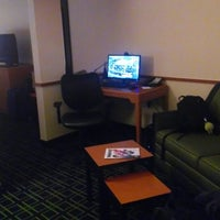 Photo taken at Fairfield Inn & Suites Naples by Al G. on 1/7/2014