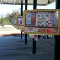 Photo taken at SONIC Drive In by K'Cee K. on 1/22/2013