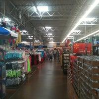 Photo taken at Walmart Supercenter by Cody F. on 5/7/2013