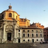 Photo taken at Chiesa dei S. Geremia e Lucia by Sergi L. on 8/30/2013