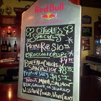 Photo taken at O'Tooles Irish Pub by Lee B. on 5/16/2013