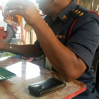 Photo taken at Jabatan Bomba dan Penyelamat Perak by slevin a. on 1/15/2014