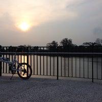 Photo taken at Jewel Bridge by Rick on 3/30/2014