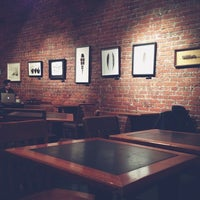 Photo taken at Zeitgeist Kunst & Kaffee by Kate K. on 12/17/2012