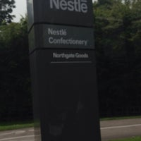 Photo taken at Nestlé Confectionery by Derrick B. on 7/31/2014