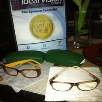 Photo taken at Ideal Vision by Bo on 9/26/2013