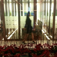 Photo taken at Waterfront Manila Pavilion Hotel and Casino by Mark Lester C. on 12/18/2012