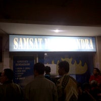 Photo taken at Samsat Mall Chandra by Harry K. on 1/11/2013