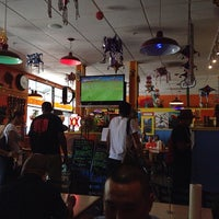 Photo taken at Los Cantaros Taqueria by Hilda M. on 6/23/2014