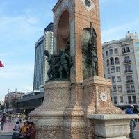 Photo taken at Taksim by Erdem T. on 9/27/2013