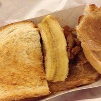 Photo taken at Fozzie's Sandwich Emporium by Bryan M. on 9/23/2013