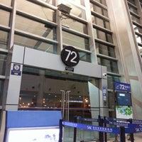 Photo taken at Gate 74 by noongnidz k. on 2/26/2013