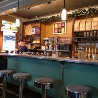 Photo taken at Tomato Pie Cafe by Adrian on 12/27/2012